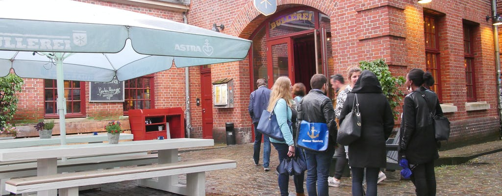 Culinary tour through the Sternschanze