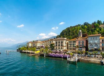 The romantic charme of Lake Como on a boat cruise with visit to Bellagio