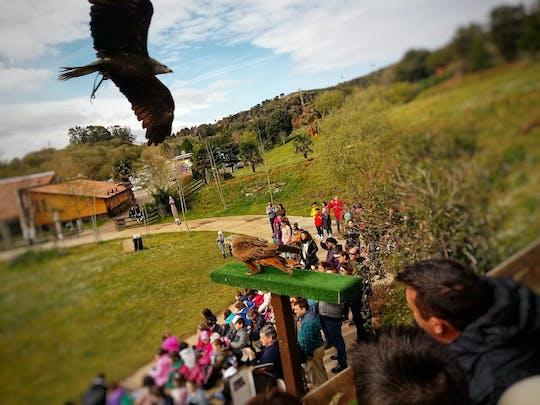 Cabarceno Natural Park-tickets en rondleiding vanuit Santander