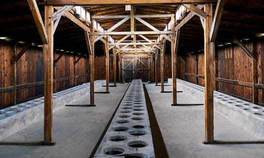 Auschwitz Museum with early morning guided tour