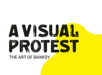 "Biglietti per la mostra ""A VISUAL PROTEST. The art of Banksy"" al Mudec"