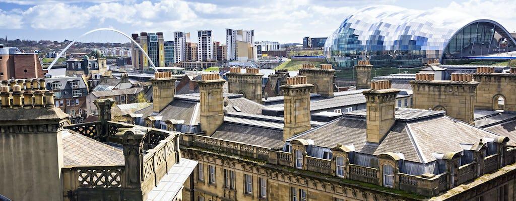 Historische rondreis door Newcastle
