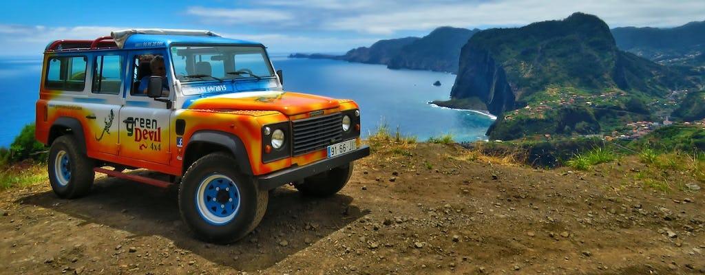 Gita di un giorno a Madeira Peaks