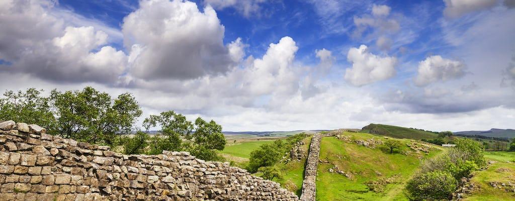 Hadrian's Wall half-day tour