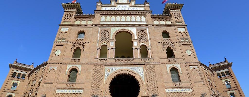Las Ventas tour with dinner and flamenco show