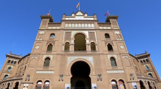 Las Ventas tour with dinner and flamenco show