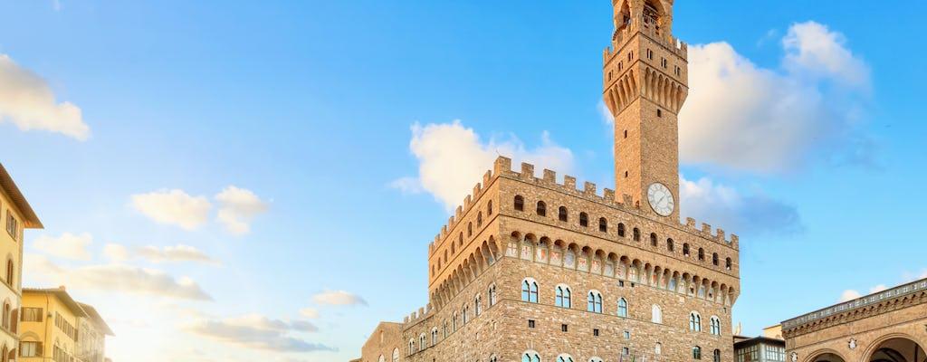 Wycieczka do Palazzo Vecchio