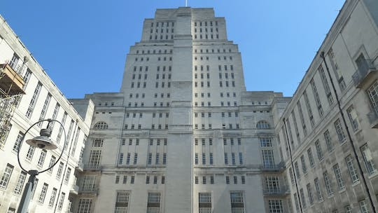 London Art Deco taxi tour