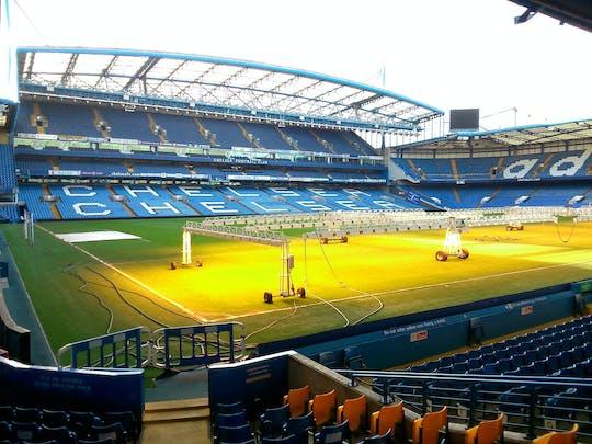 Лондонский футбольный тур