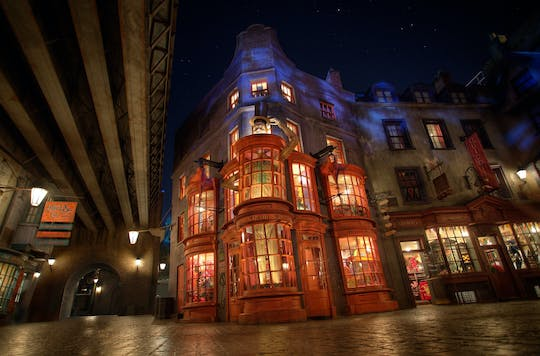 Tour de táxi de Harry Potter em Londres