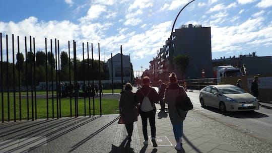 Berliner Mauer Tour – Schicksale, Liebesgeschichten und Helden
