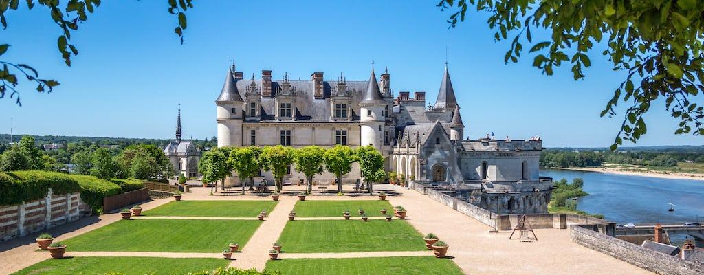 Entradas sin colas para el castillo real de Amboise