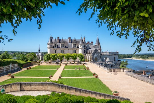 Skip-the-line tickets to the Château Royal d'Amboise