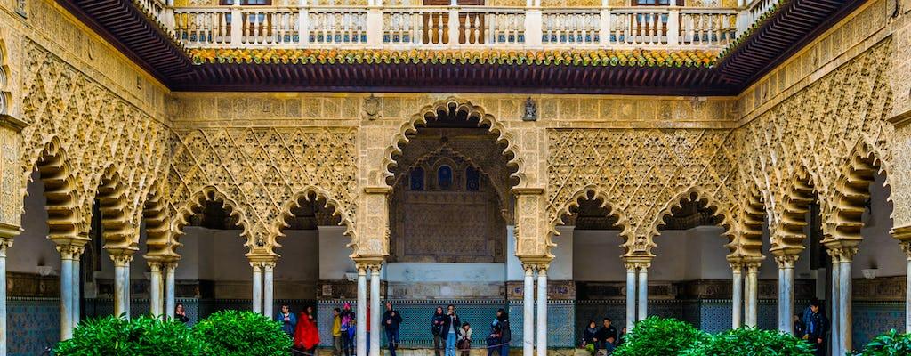 Die Baudenkmäler von Sevilla mit offizieller Führung