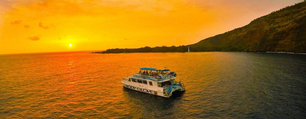 Captain Cook Dinner Cruise para Kealakekua Bay