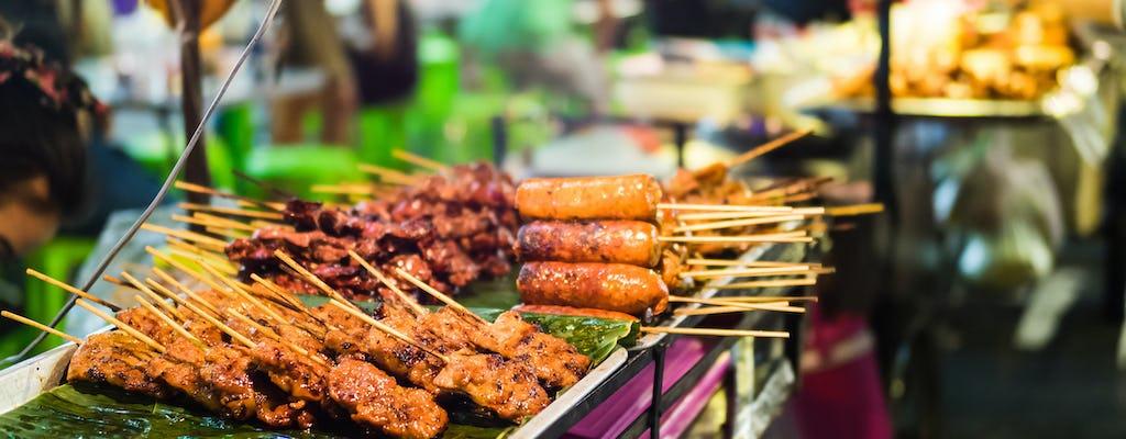 Historyczna degustacja potraw Bangrak i wycieczka kulturalna