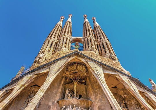 Tour privado en bici eléctrica por lo más destacado de Barcelona