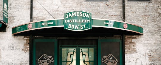 Bow St. Experience tickets at Jameson Distillery