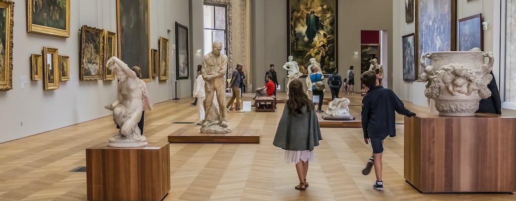 Walking tour of the Champs-Elysées and Petit Palais Museum