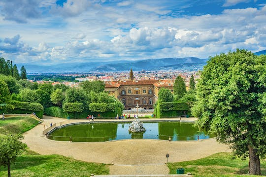 Boboli Gardens guided tour