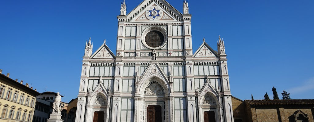 Florence Santa Croce Church tour