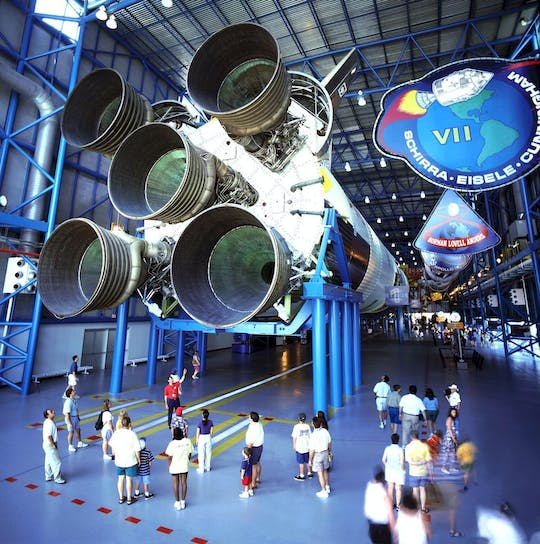 Esperienza VIP per piccoli gruppi del Kennedy Space Center