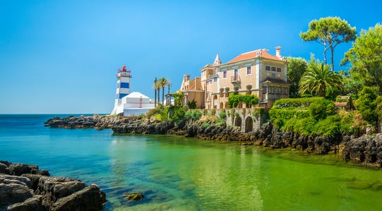 Sintra and Cascais private tour from Lisbon