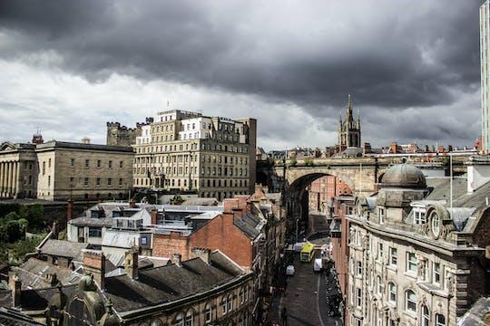 Gory tour a piedi di Newcastle