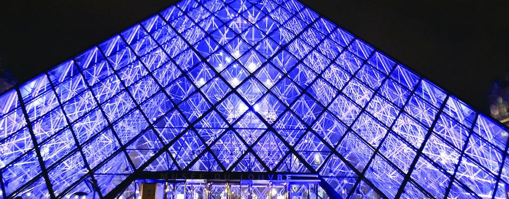 Christmas tour of Louvre, Champs Elysées and Arc de Triomphe
