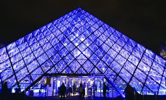 Kerstrondleiding door het Louvre, de Champs Elysées en de Arc de Triomphe