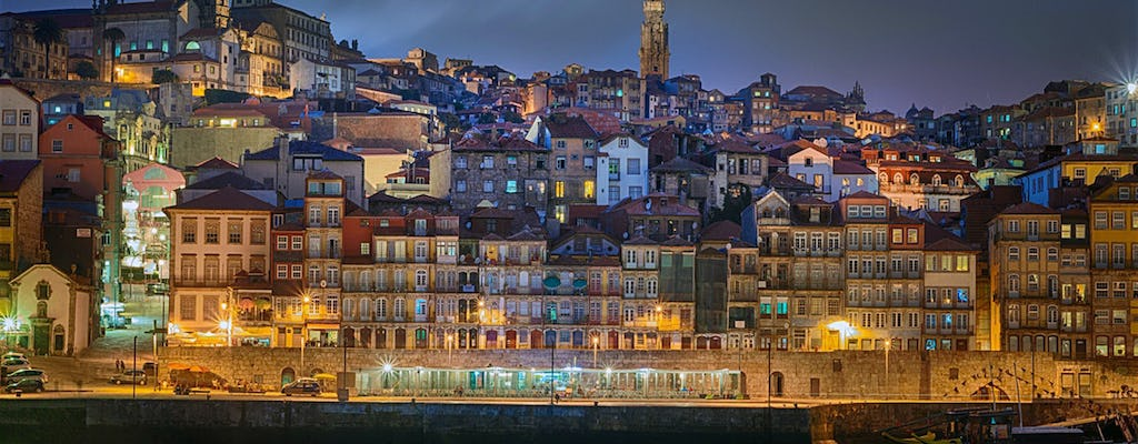 Porto half day tour - Port wine cellars and Cheese tasting