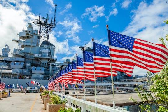 Pearl Harbor premium tour