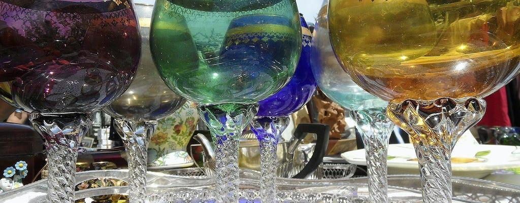 Excursión a Murano con Museo del Vidrio, Burano, con cata de vinos, Torcello y San Francisco