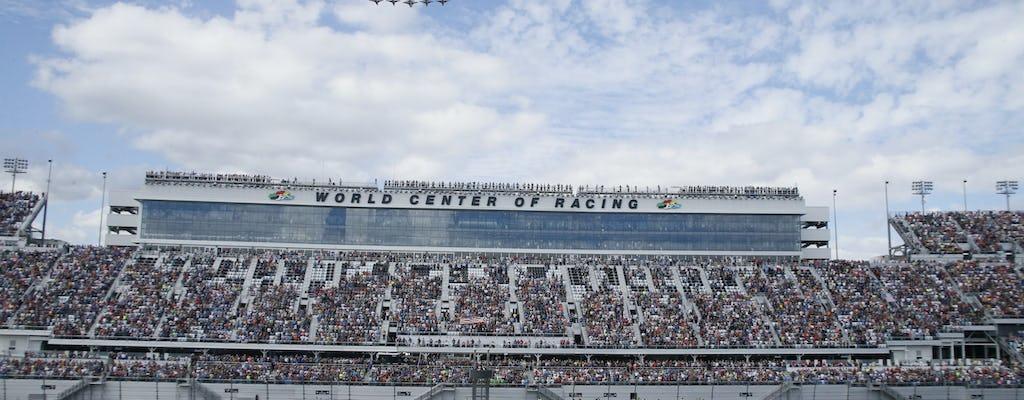 NASCAR Daytona 500 boletos estándar con transporte