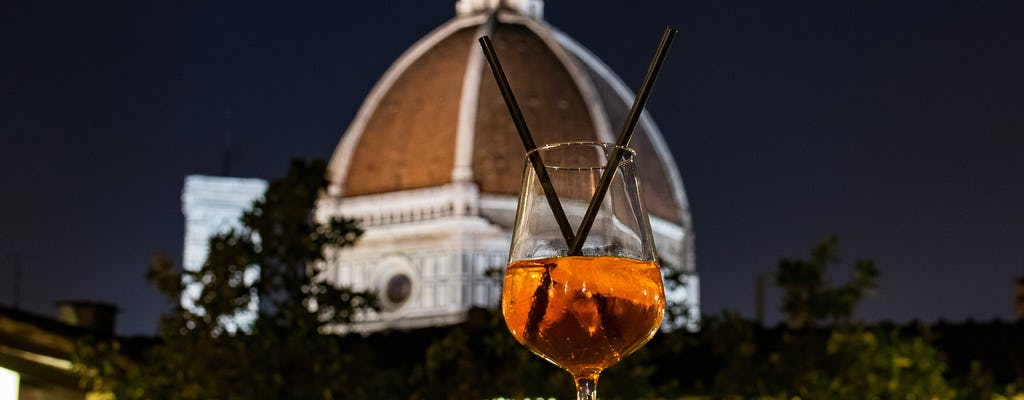 Florence walking tour with aperitivo (happy hour)