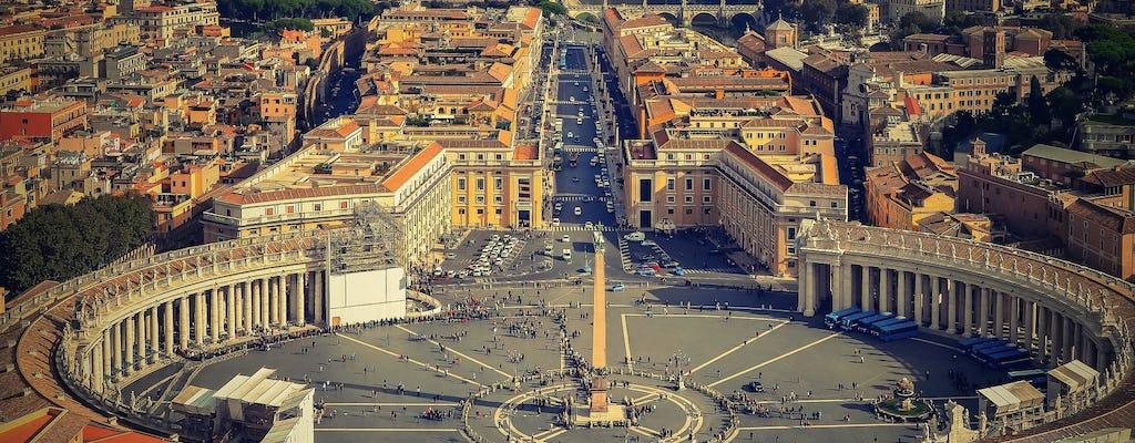 Recorrido panorámico en autobús turístico por Roma