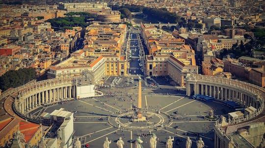 Tour panoramico di Roma di Hop On Hop Off