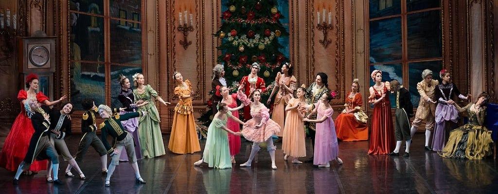 Klasyczny rosyjski balet w Sankt Petersburgu