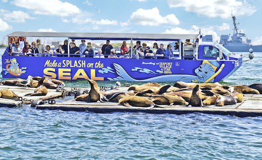 San Diego SEAL Tour at Seaport Village