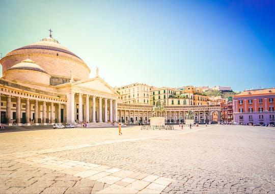 Naples City Sightseeing z Rzymu szybkim pociągiem