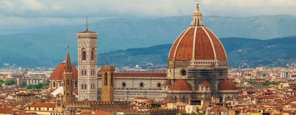 Visita a la ciudad de Florencia desde Venecia en tren de alta velocidad