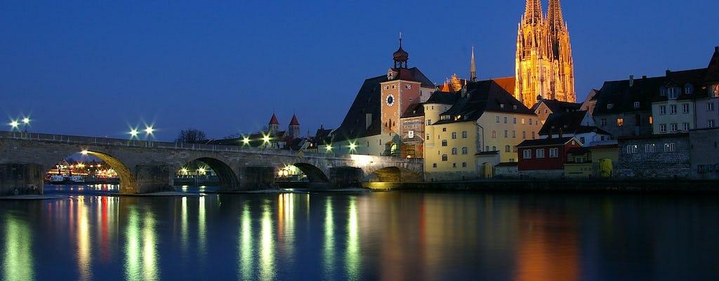 Passeio guiado privado em Regensburg