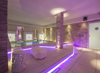 """La Cascade"" wellness center and spa"