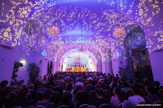 Билеты на концерт в дворце Шёнбрунн