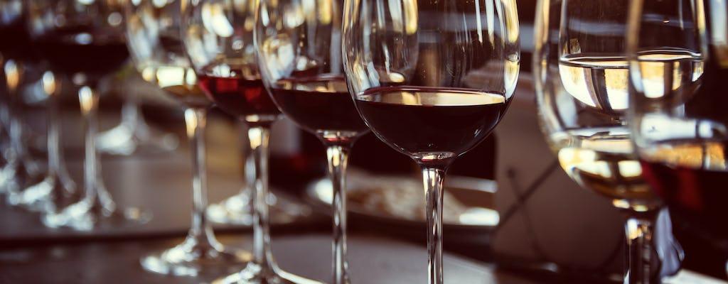 Cata de vinos y quesos de Florencia