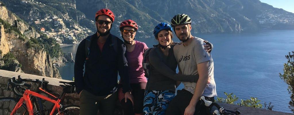 Tour enogastronomico di Sorrento E-Bike