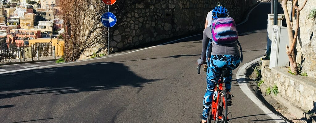 Amalfi Coast Sightseeing Bike Tour