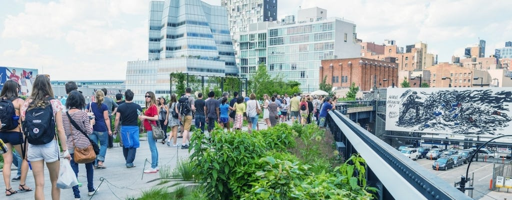 Chelsea Market, High Line and Meatpacking food and history tour