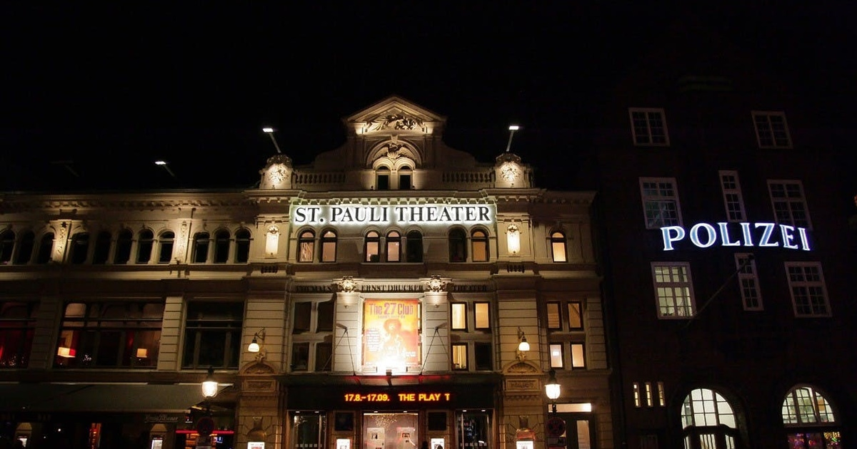 das sams st pauli theater