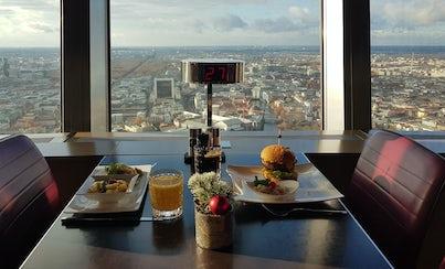 Ver la ciudad,Tickets, museos, atracciones,Entradas a atracciones principales,Sin colas + mesa en restaurante,Torre de Telecomunicaciones